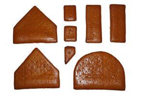 Le pareti di biscotto