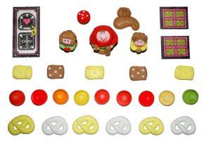 Le caramelle per decorare