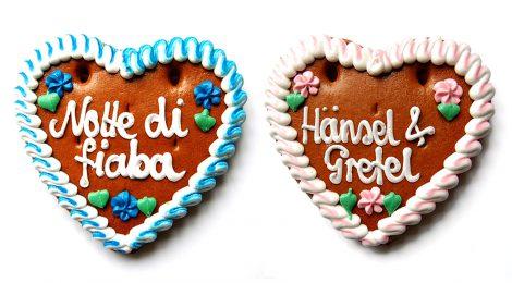 Cuoricini di biscotto