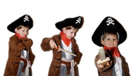Apprendista pirata: l'abbigliamento