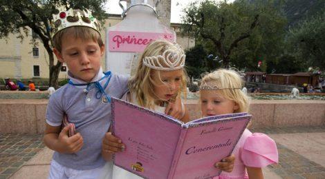 Principi e principesse vincitori