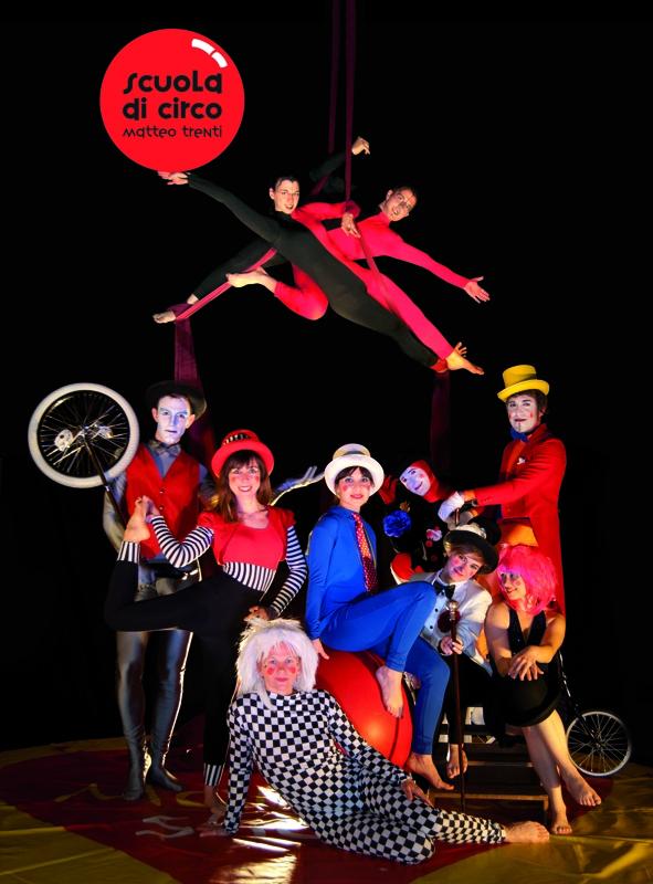 Scuola di Circo P'tit Lieu di Matteo Trenti