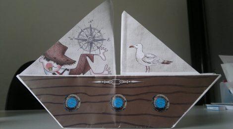 La barchetta di carta