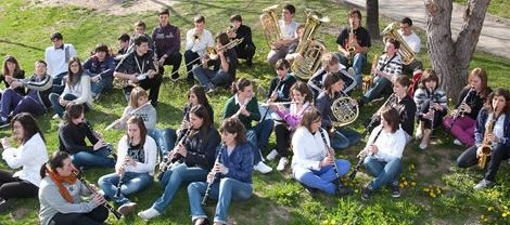 Banda Rappresentativa dei corsi di formazione bandistica delle Valli del Noce