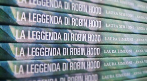 "L'albo illustrato ""La leggenda di Robin Hood"""