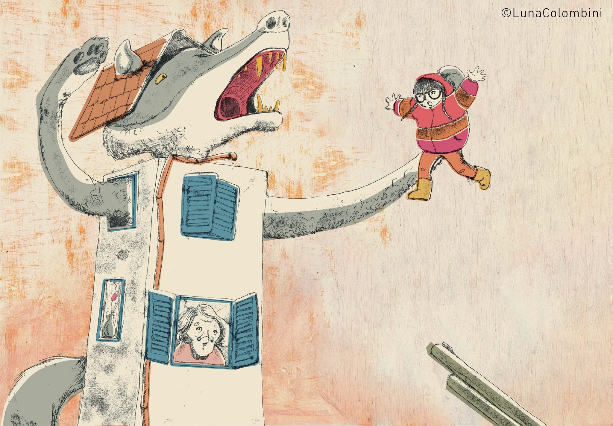 Concorso di Illustrazione Notte di Fiaba - Luna Colombini