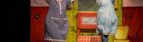 Le sorelle Holmes e la cucina misteriosa