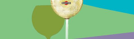 Aperitivo italiano con #martinitonic