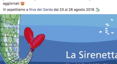 """Evento ufficiale """"Notte di fiaba 2018"""" su Facebook!"""